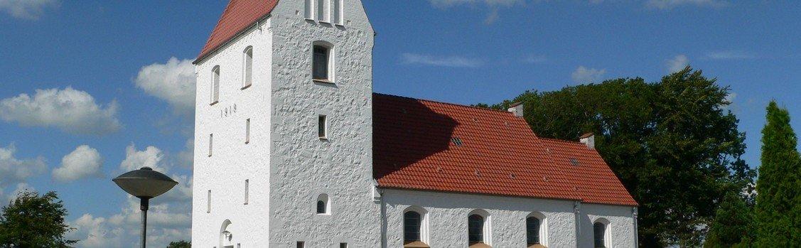 Nøvling kirke - Konfirmation
