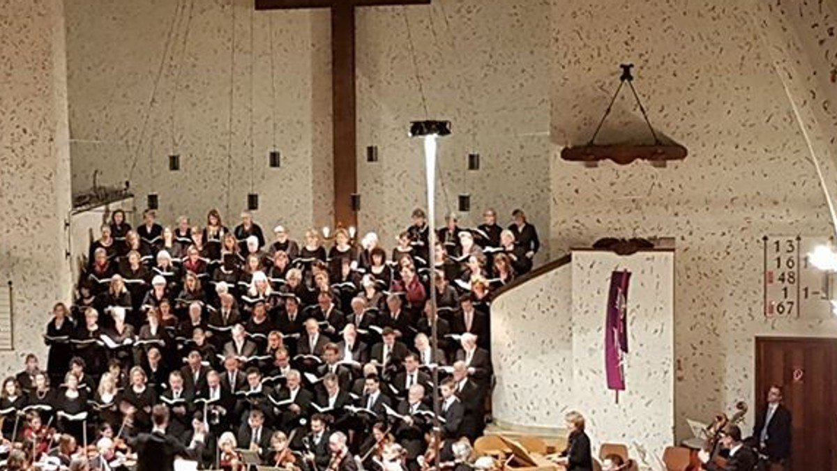 J. S. Bach: Markus-Passion