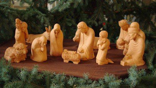 Christvesper für Kinder und Familien