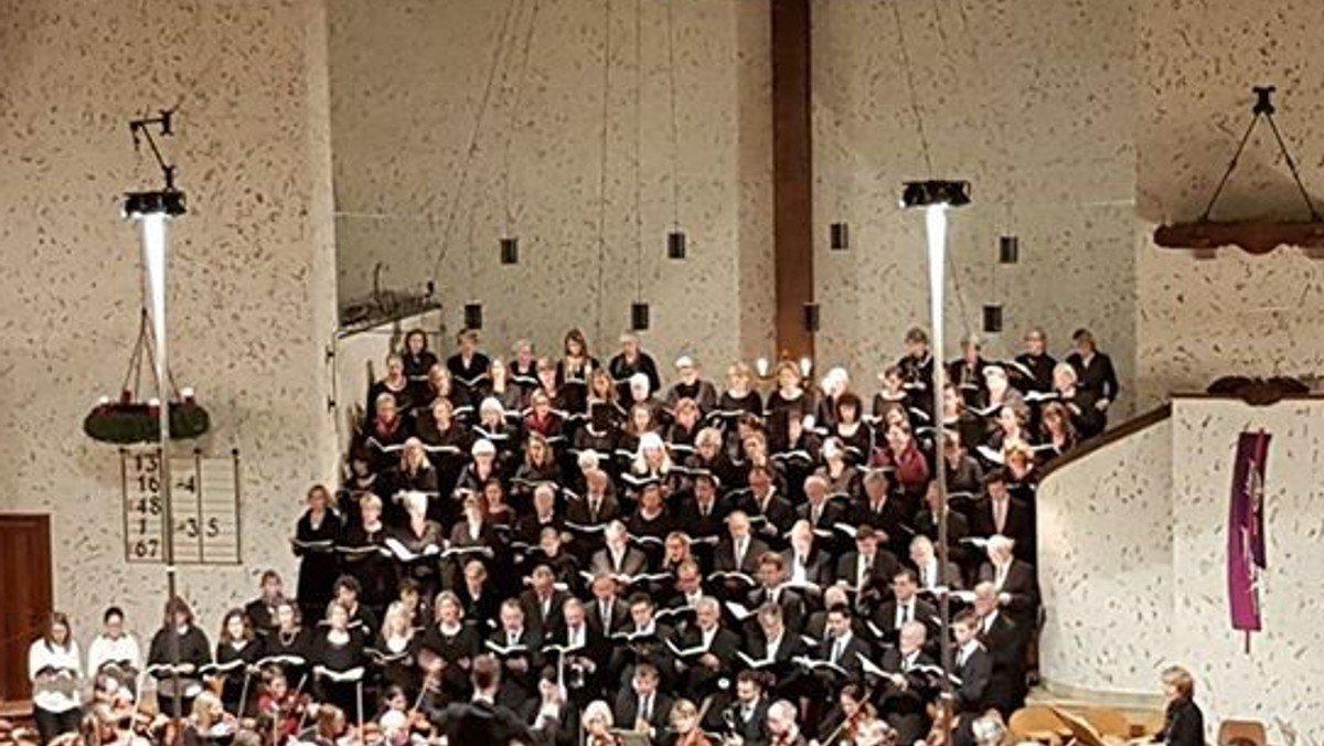 "Gabriel Fauré: Requiem op. 48 mit anschließendem ""Selber Singen"""