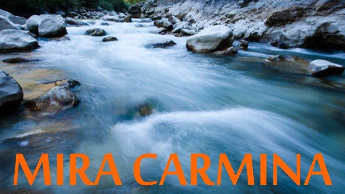 MIRA CARMINA - Vom Wandel des Wassers