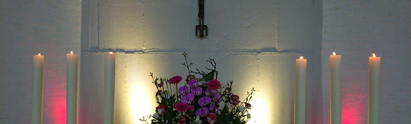 Lobpreisgottesdienst in der Martinskirche, Predigt: Andrea Weigt