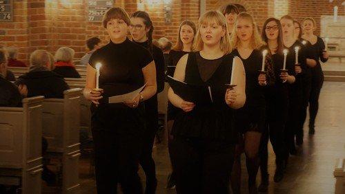Musikgudstjeneste; Cantica Ungdomskor opfører Bojesens