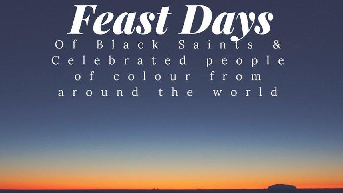 Mother Elizabeth (Mary) Clarisse Lange, OSP. African American Nun.