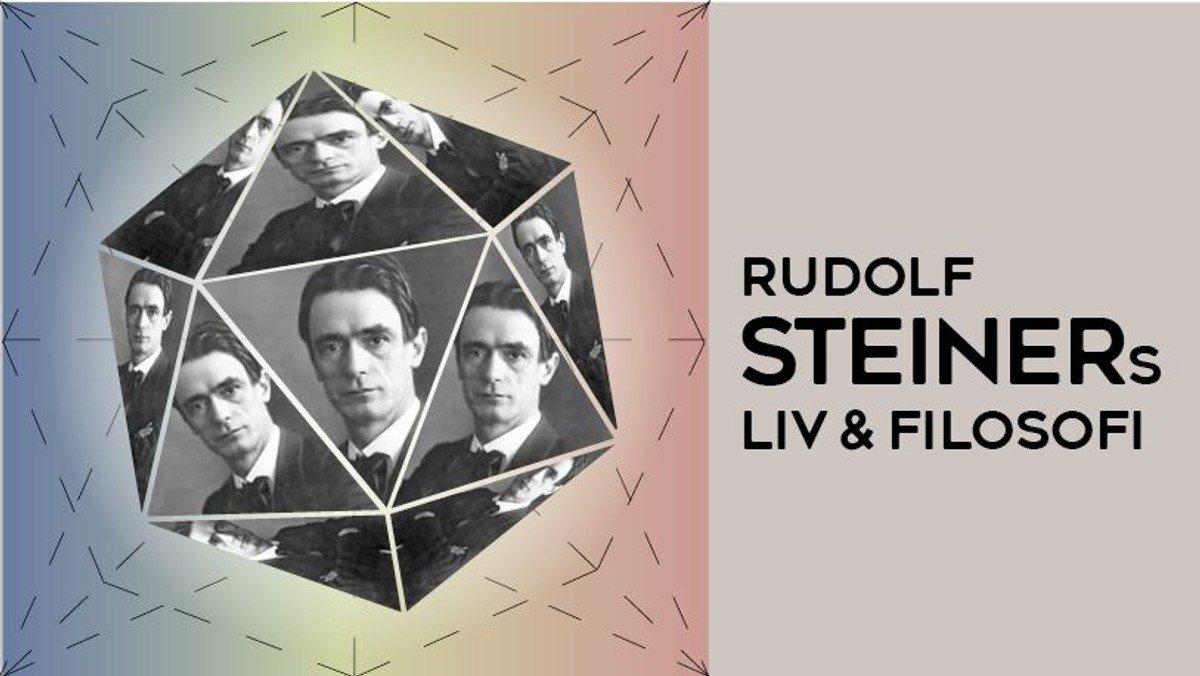 Aflyst. Tirsdagskreds: Rudolf Steiners liv og filosofi