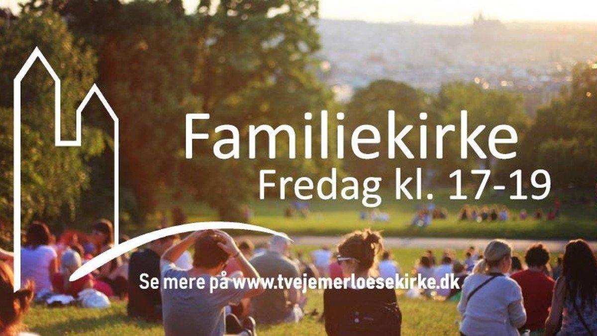 AFLYST - Familiekirke - AFLYST