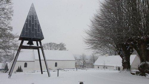 Juleaftensgudstjeneste i Bryrup Kirke