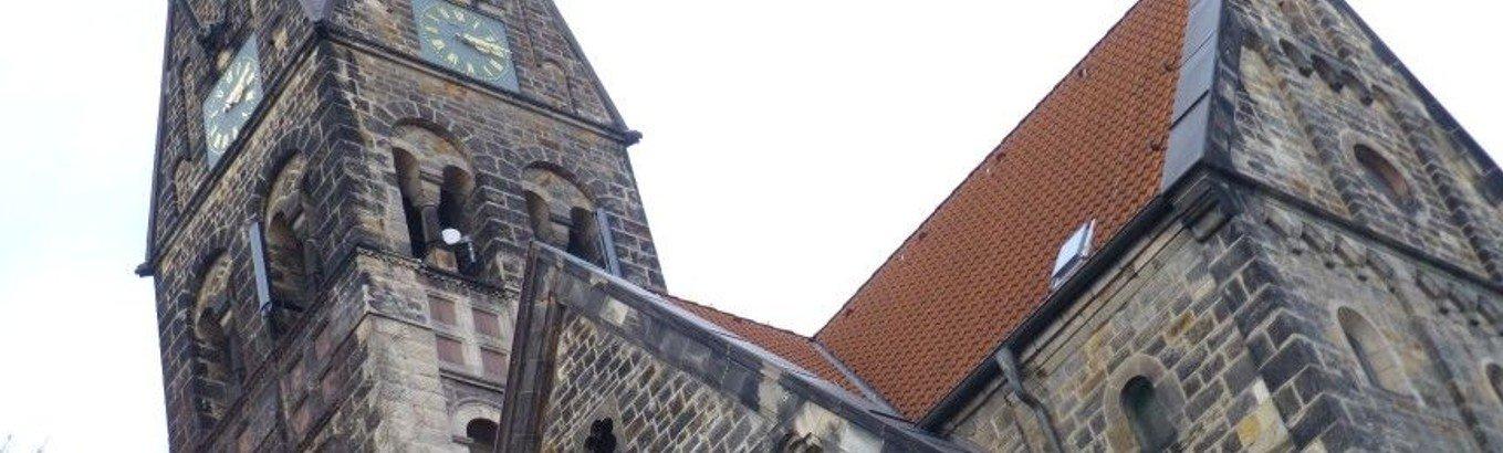Festgottesdienst 110 Jahre Nazarethkirche, anschl. Tag der offenen Tür