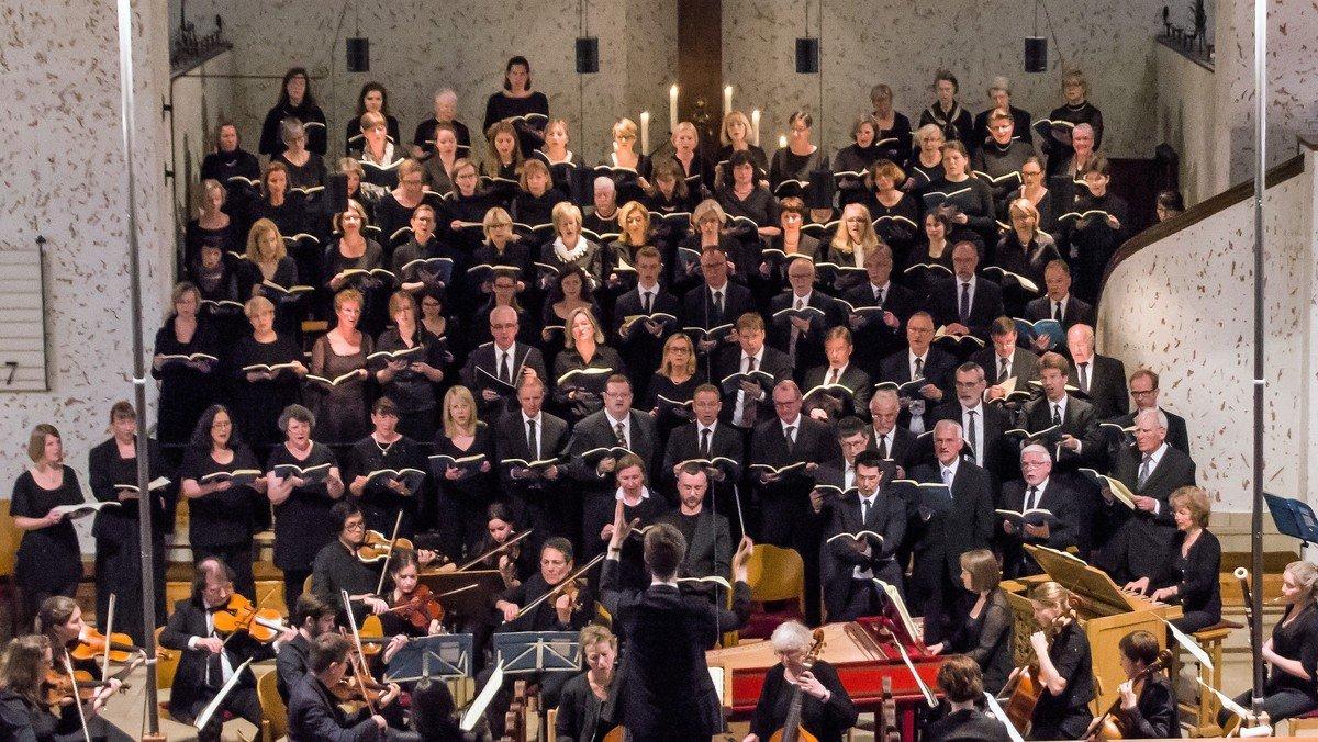 Deutsch-französisches Chor- und Orchesterkonzert