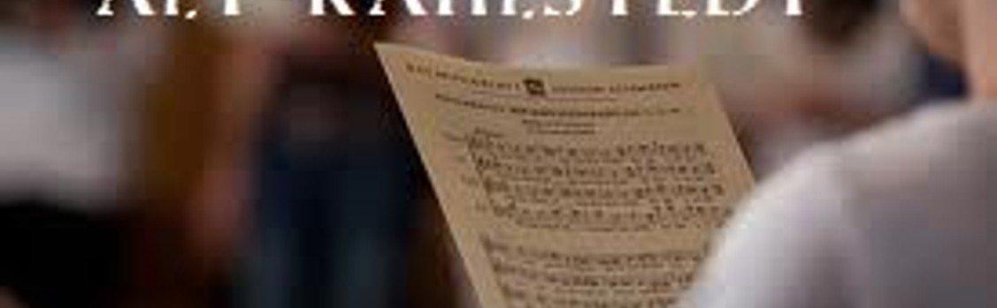 Herzlich willkommen zur Chorprobe der Kantorei Alt-Rahlstedt
