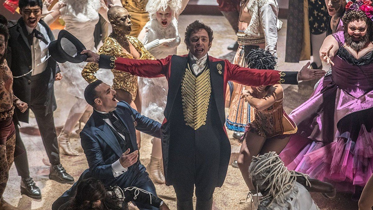 Pitshanger Pictures - The Greatest Showman (PG)