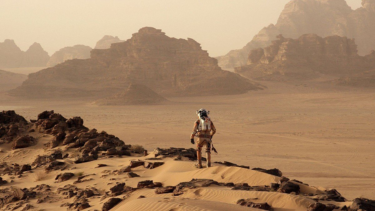 Pitshanger Pictures - The Martian (12) 141 mins