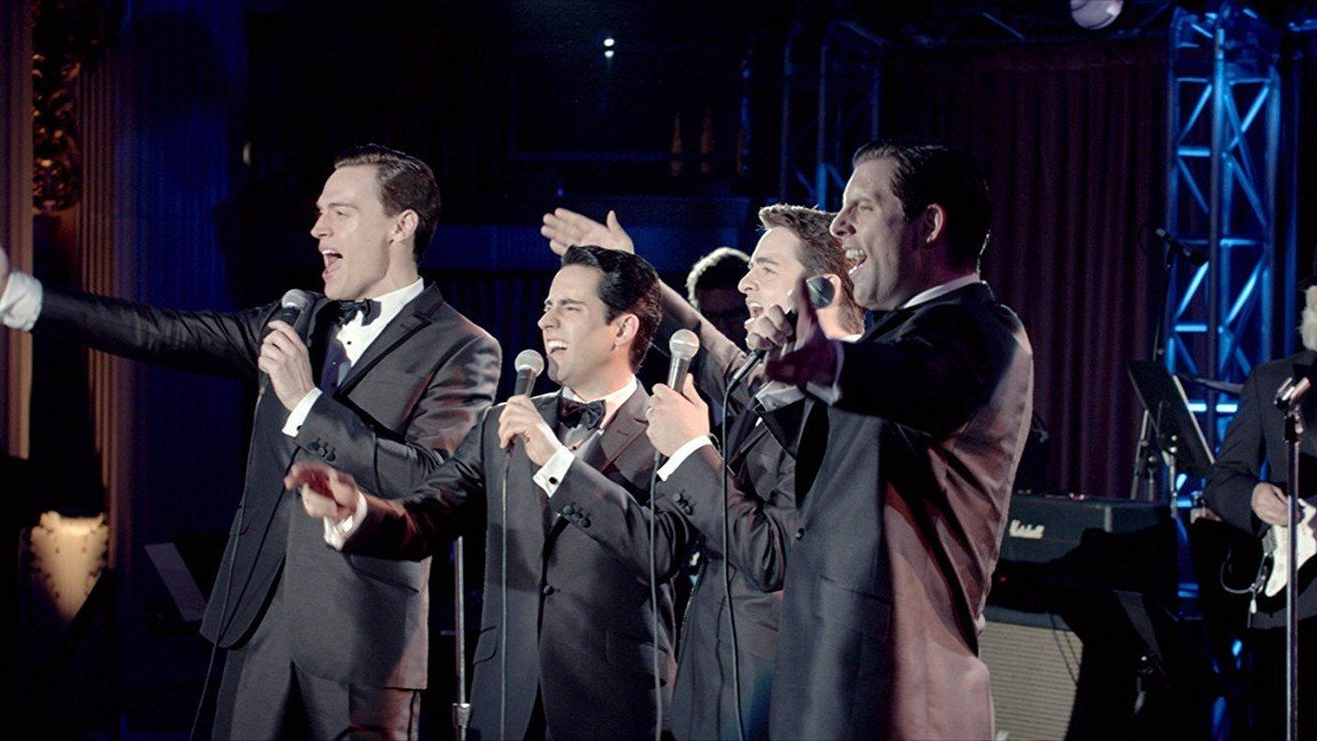Pitshanger Pictures - Jersey Boys (15) 134 mins