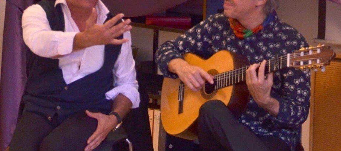 Musikgudstjeneste - Pasión Flamenca