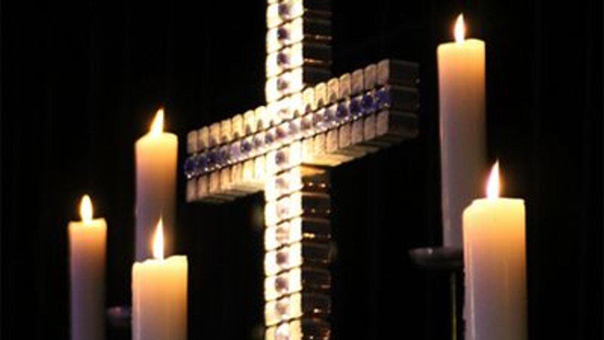 """""""Mein Gott macht meine Finsternis licht"""" Gottesdienst"""