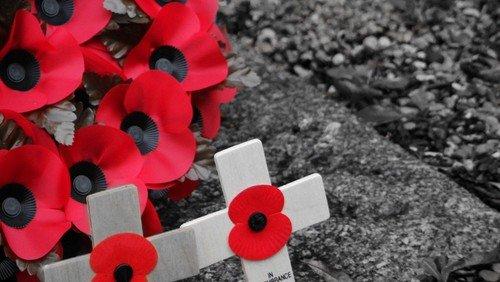 Remembrance Service at Brampton