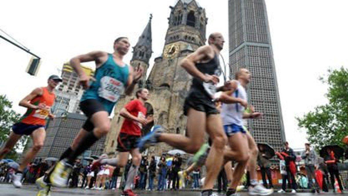 """""""steh auf lauf"""" Ökumenisches Marathongebet"""
