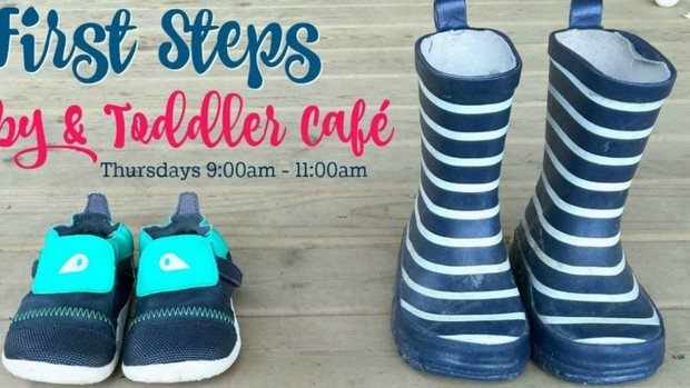First Steps - Baby & Toddler Cafe