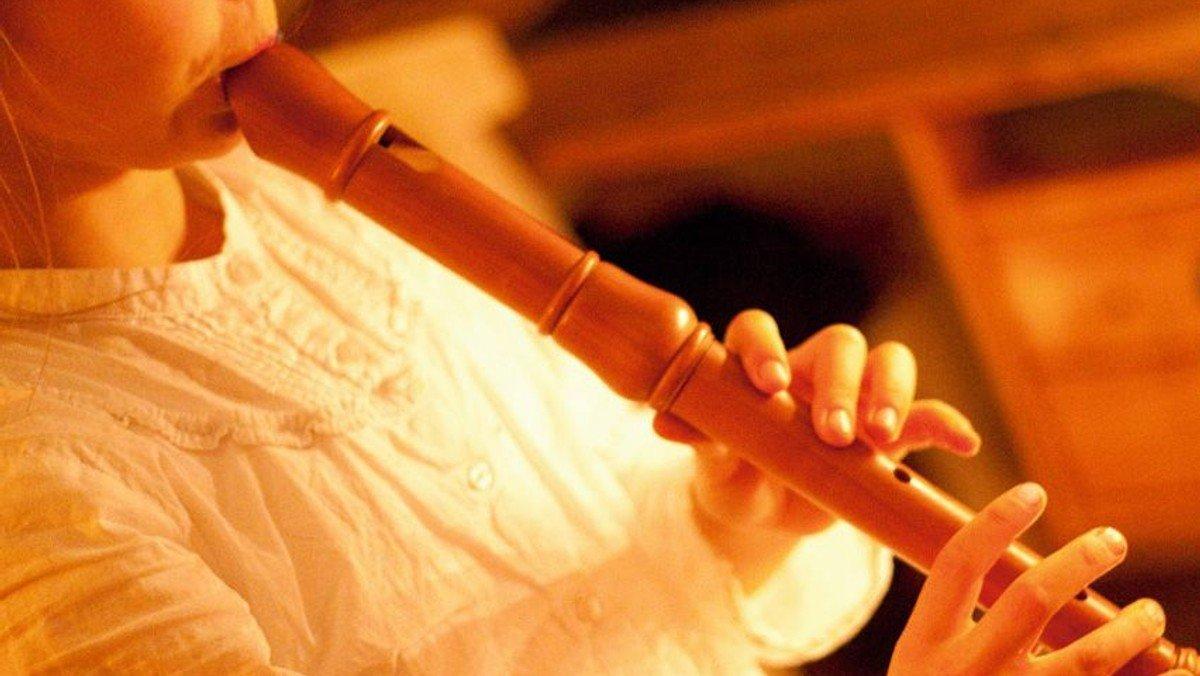 Musikalischer Gottesdienst mit dem Blöckflötenensemble