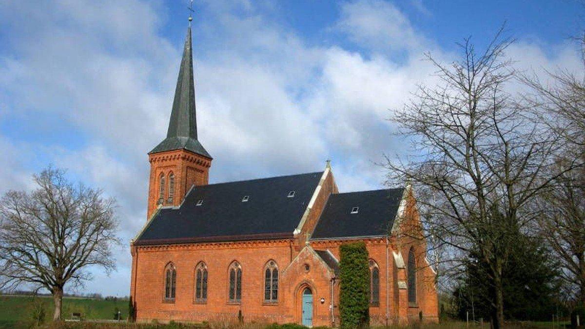 Regionalgottesdienst in Klein Wesenberg zur Einführung von Pastor Dr.  Sachau