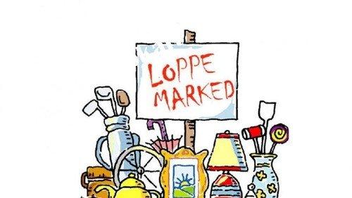 Loppemarked Nørrevangskirken