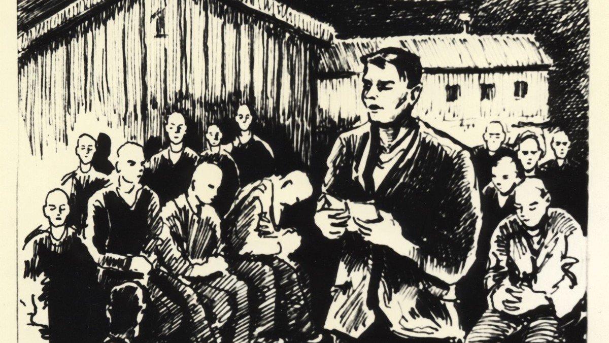 """Vortrag zur Ausstellung """"Religion: Evangelisch - Prostestanten im Konzentrationslager Sachsenhausen 1936-1945"""""""