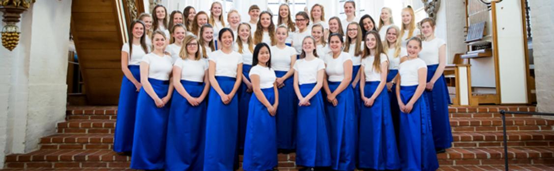Påske-koncert med Haderslev Domkirkes Pigekor og strygere fra Sønderjyllands Symfoniorkester