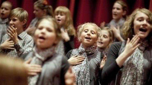 Spil & Syng dansk koncert med kirkens kor