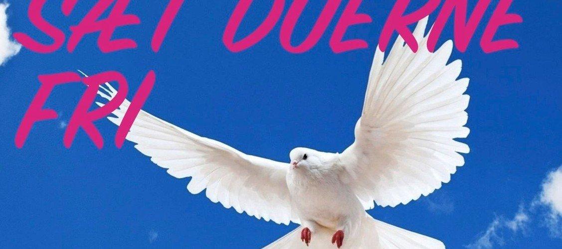Ulvetime - Sæt duerne fri!