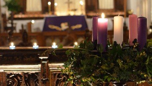Advent Candlelit Carol Service