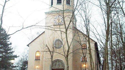 Gottesdienst in Sankt Martin (Wein)