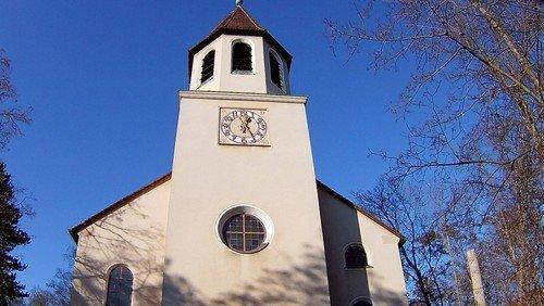 Gottesdienst in Sankt Martin