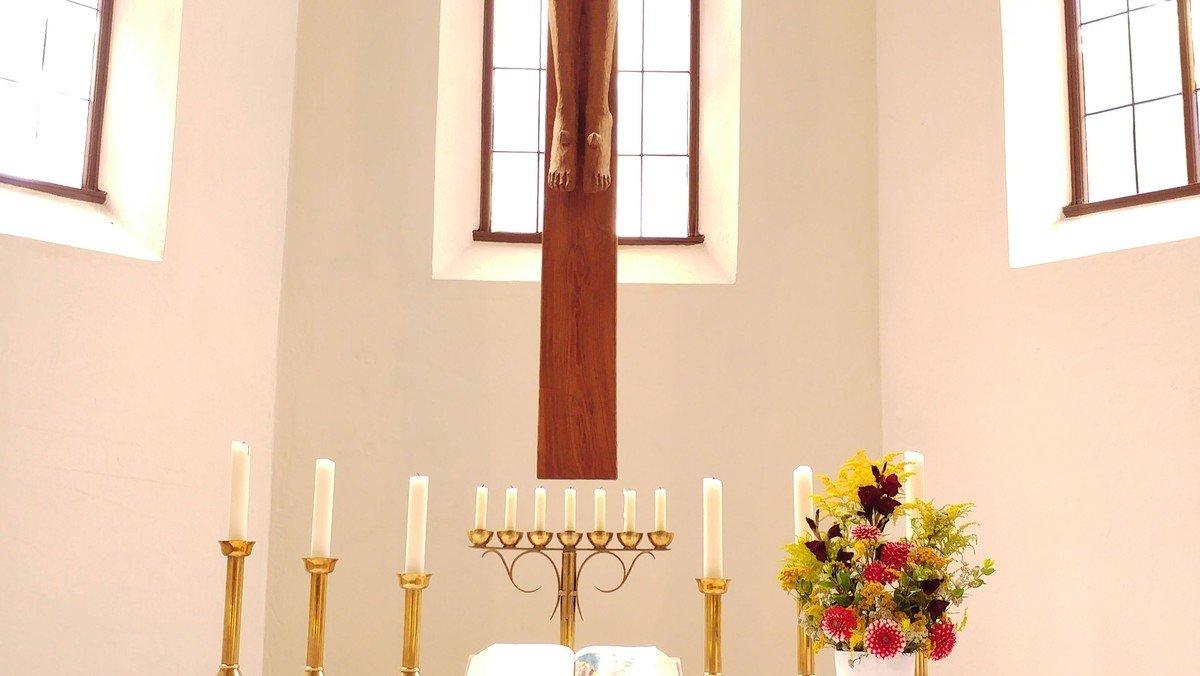 Gottesdienst mit Pfr. Johannes Amberg