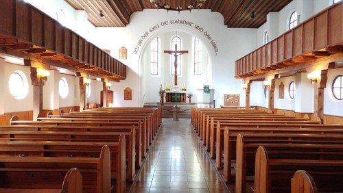 Gottesdienst in Sankt Martin entfällt