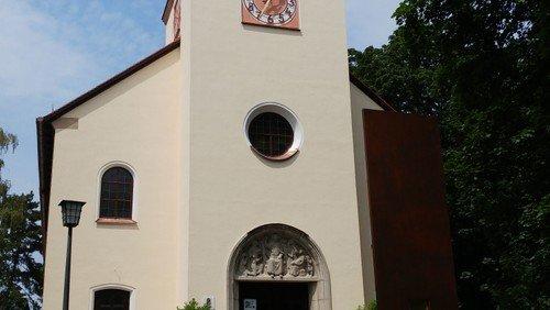 Gottesdienst  mit Einführung von  Pfrin im Ehrenamt Theresa Amberg wird verschoben