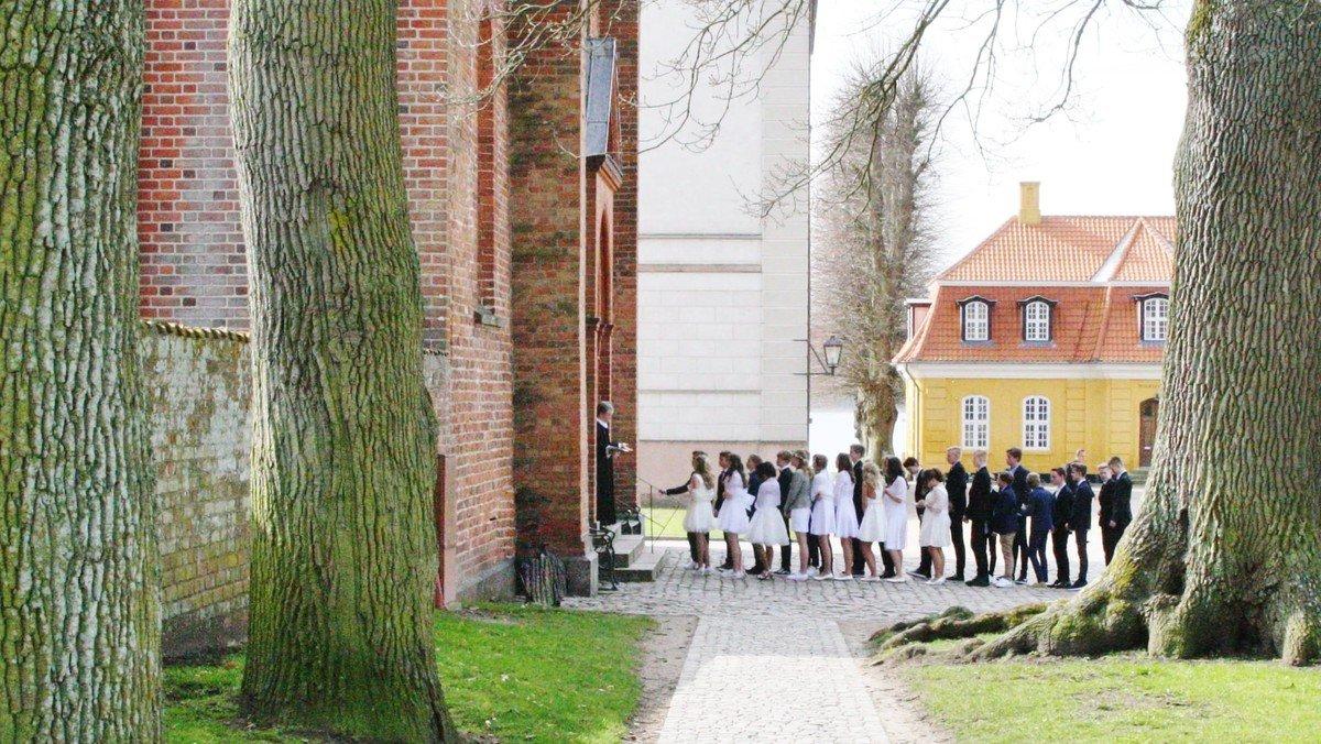 Konfirmation v/Lis Samuelsen - Borgerskolen