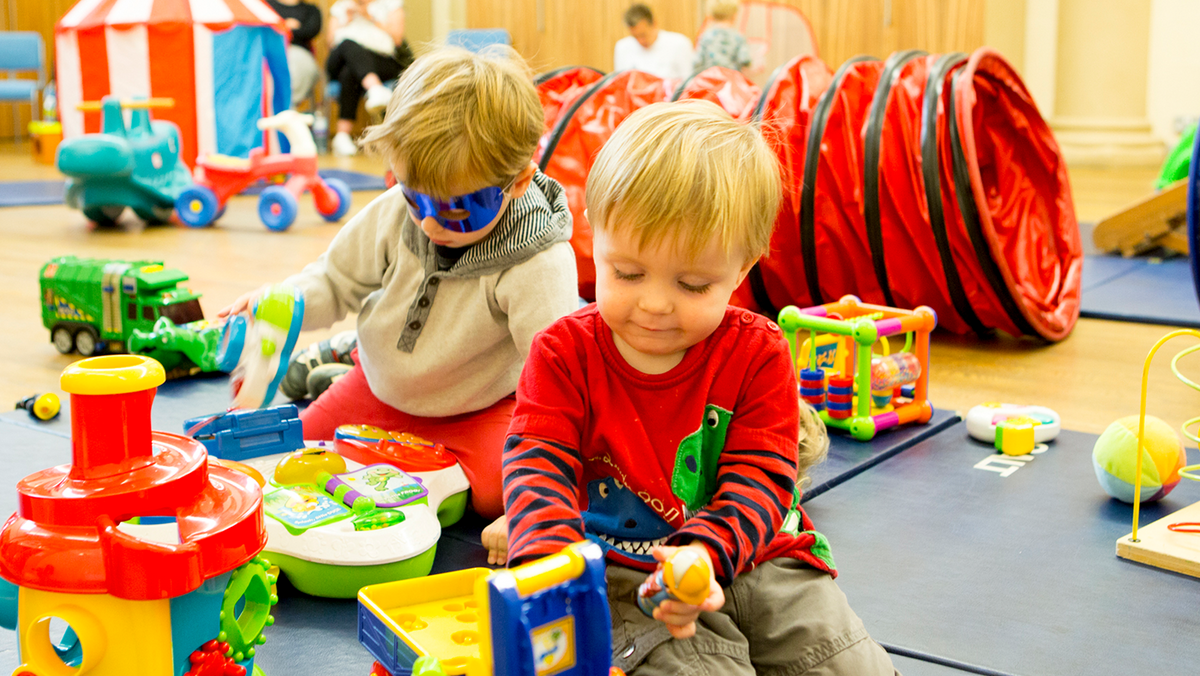 Stay & Play - Parent & Toddler Group
