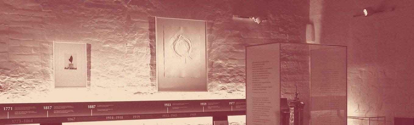 Gottesdienst mit Eröffnung der Dauerausstellung