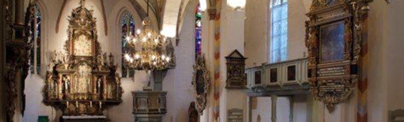 Begrüßungsgottesdienst Pastorin Rahe-Dechant in der St. Marien-Kirche