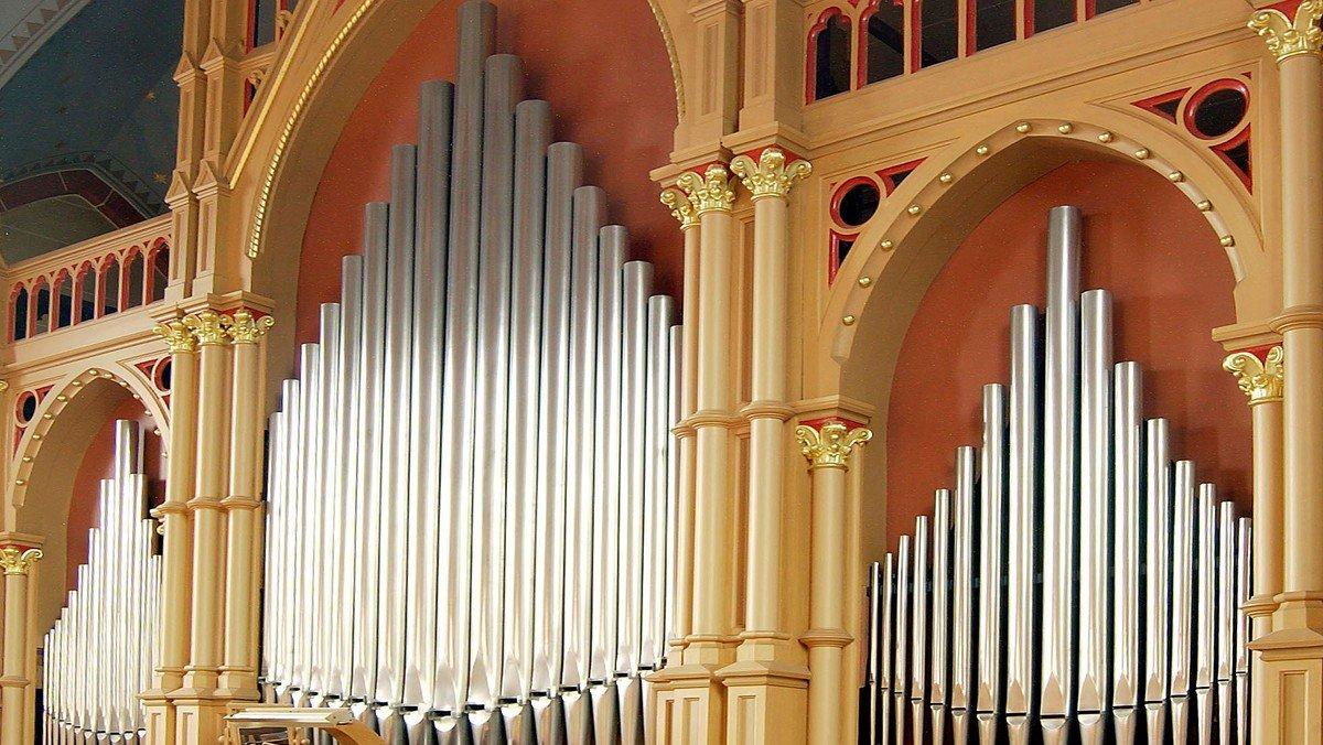 Sonntagskonzert: Die Königin der Instrumente