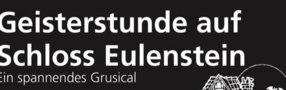 Geisterstunde auf Schloss Eulenstein - Ein spannendes Grusical