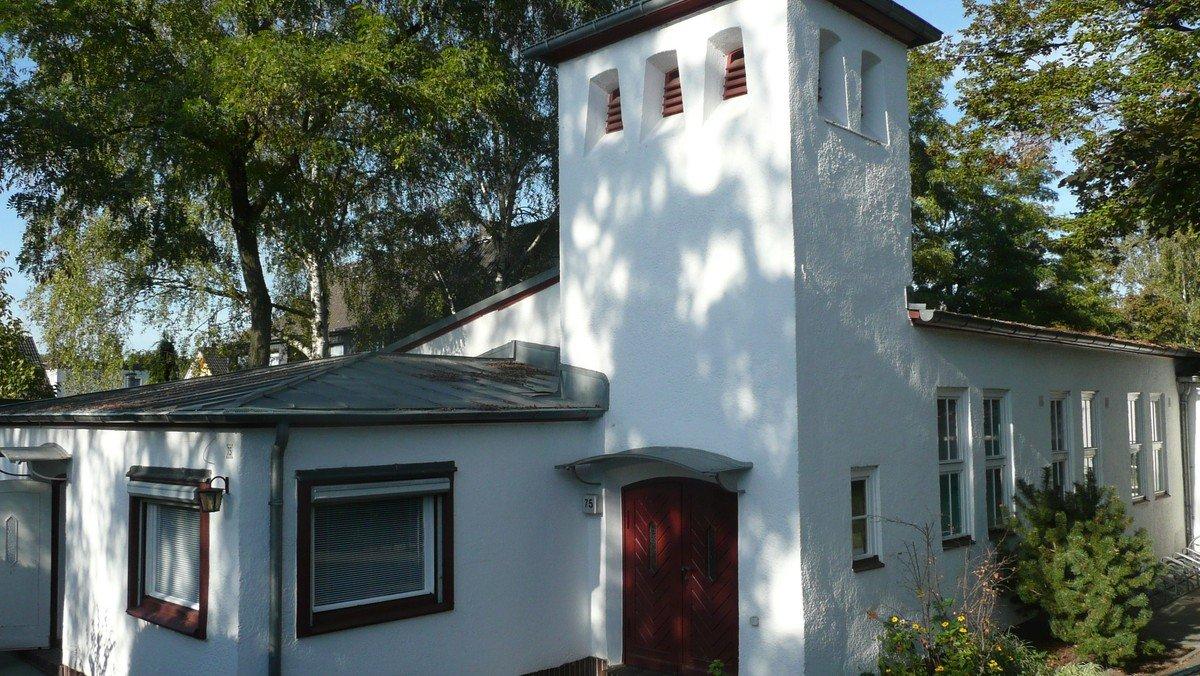 Gottesdienst in der Philipp-Melanchthon-Kapelle