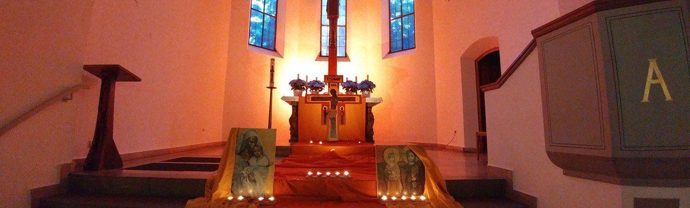 Taizé-Andacht in St. Martin