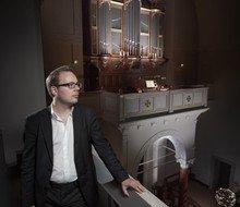 Franske forbindelser - orgelkoncert med Philip Schmidt-Madsen