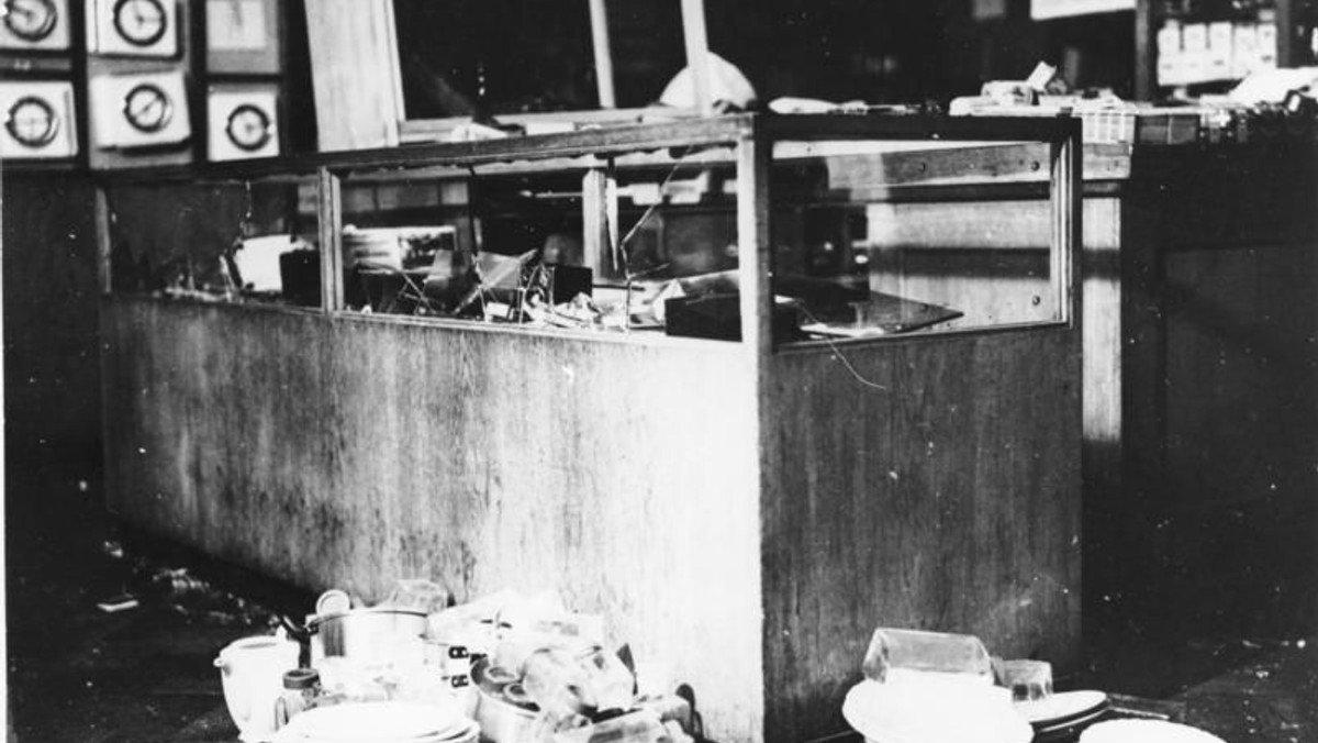 Gottesdienst: 80 Jahre Pogromnacht