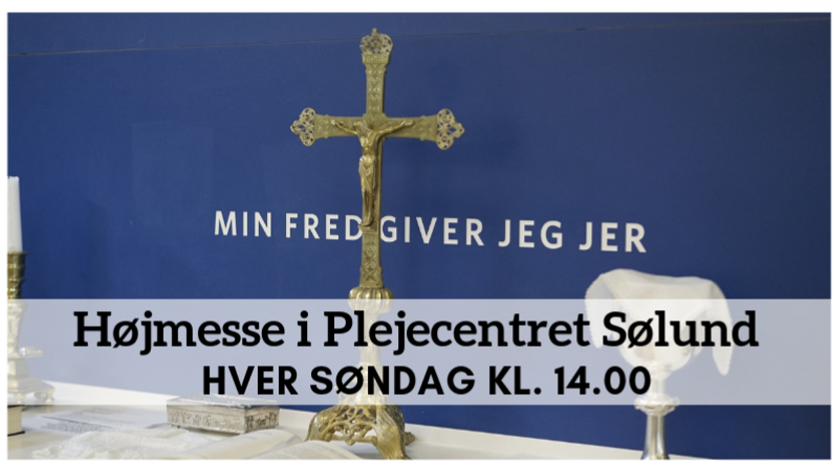 Højmesse på Sølund på