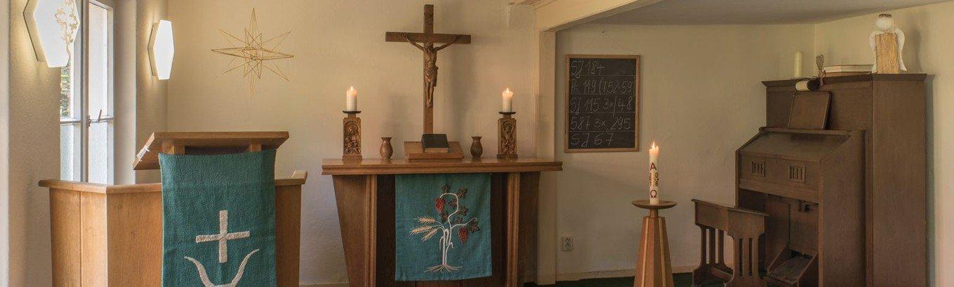 Gottesdienst in Branitz
