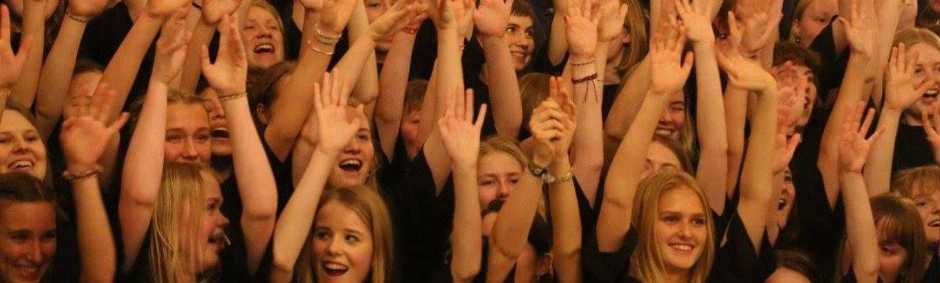 Koncert med Ollerup Efterskoles Kor