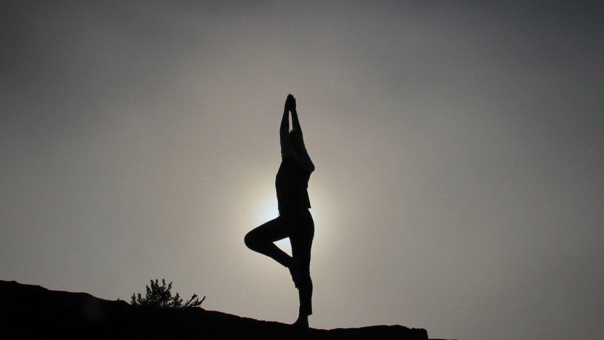 Yoga - Diane Simpson