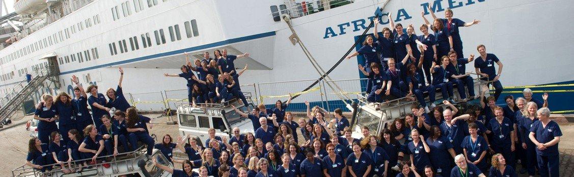 Mercy ships-hospitalskibet